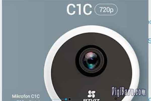 EZVIZ C1C 720P Smart Home IP Camera CCTV Night Vision