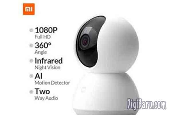 Mi Home Smart Security Camera 360