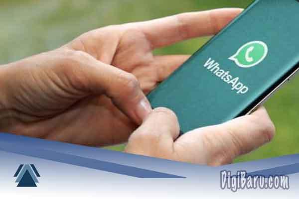 cara menampilkan nama kontak di whatsapp