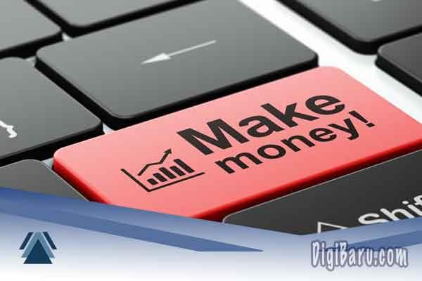 rahasia menghasilkan uang dari internet