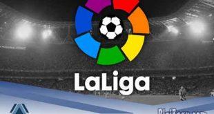 top skor liga spanyol